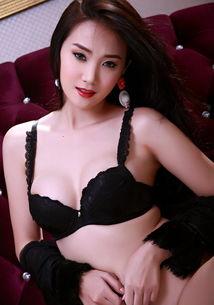 泰国人体模特张慧敏丰腴娇躯大尺度写真