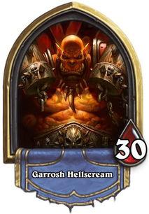 炉石传说战士加尔鲁什职业特性