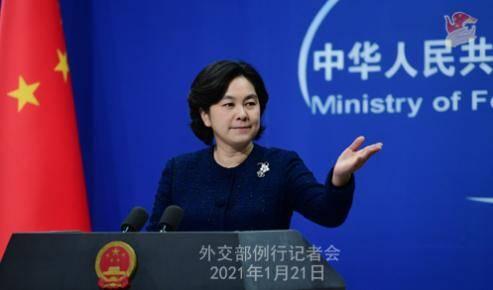 外交部 不承认在中国领土上非法设立的所谓 阿鲁纳恰尔邦