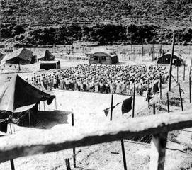 巨济岛战俘营图片集