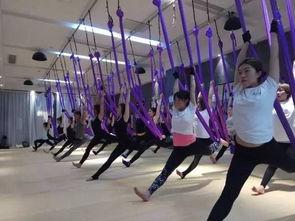4月5 9日北京站 Kfly空中瑜伽级别一 欢迎喜欢挑战的你