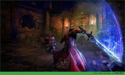 恶魔城 暗影之王2下载, 恶魔城 暗影之王2 英文破解版 网侠电脑游戏站