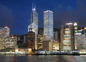细数中国夜景最美的十城市 杭州榜上有名