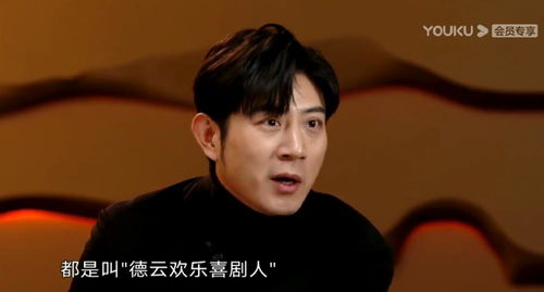 欢乐喜剧人6高晓攀后台采访翻译版本