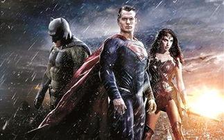 蝙蝠侠VS超人 票房和口碑开撕