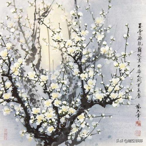 关于梅花杏花的诗句
