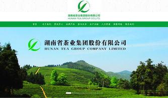 湖南省茶叶企业
