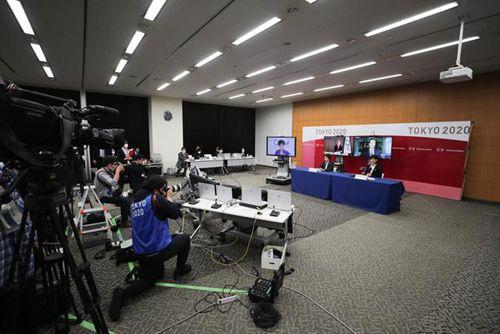 """东京奥运会基本排除""""闭门""""举行3月底决定海外观众能否入场"""