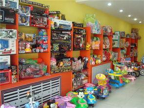 开玩具店赚钱吗(在农村开玩具店挣钱吗)