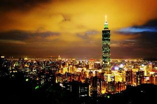 台湾开放大陆自由行的城市