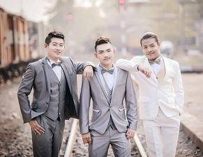 5】世界首例三人同性婚礼