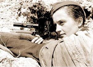 史上十大狙击手 芬兰死神三个月狙杀500苏军