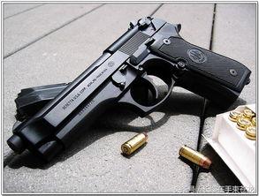 这些美丽的枪械,一把在手,天下我有