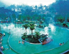 东温泉天体浴场-巴南打造重庆主城旅游休闲大区