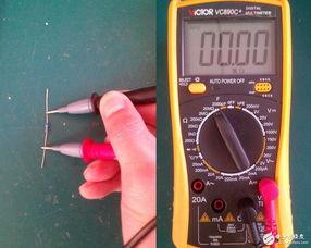 数字万用表怎么测二极管