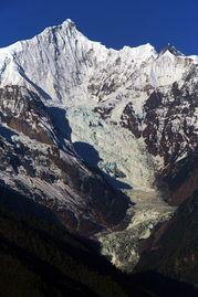滇西北朝圣之行 香格里拉 梅里雪山 卡瓦格博 雨崩