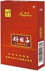 双喜好日子香烟价格(双喜牌好日子香烟6901028942843多少钱一包)