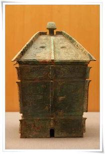 觚觚(gu,音姑):是最早出现的青铜饮酒器.