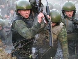 俄复仇行动将在国外展开 特种部队当追凶尖刀