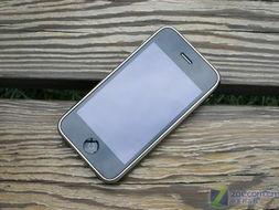 真材实料高分辨率手机盘点 iPhone 3G