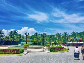 牵着你的小手环游世界 之 越南篇 芽庄珍珠岛度假村
