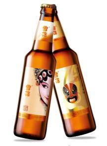 脸谱啤酒(到北京可以带什么回来送朋友)