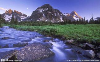 大自然唯美迷人风景图片