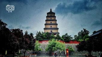 一城一寺一塔感受镜头中的绝美大雁塔大雁塔作为西安地标性建筑,从唐朝开始,就是西安城的一张名片。