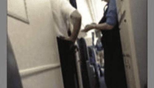 客机内乘客自杀身亡,引来网友谴责在哪自杀不行非在飞机上