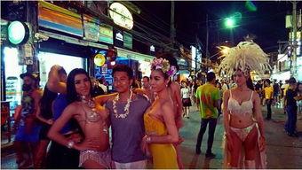 人妖也性感,从电影 美人浴 看泰国人妖文化