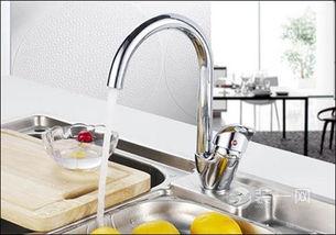 厨房水龙头安装厨房水龙头选购
