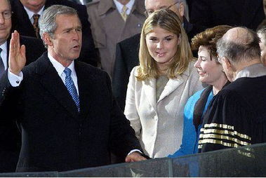 美国历届总统就职仪式上的圣经誓言记录图文