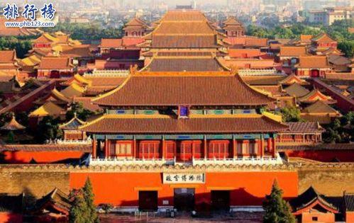 中国有哪些著名古迹