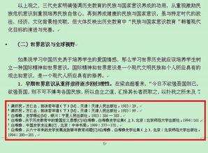 论文中引用法律法规的格式
