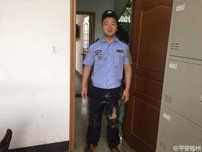 杭州85岁痴呆老人暴雨中走失甩泥潭中满身污垢民警背老人回家