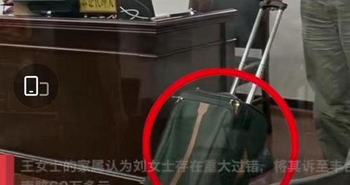 老人被行李箱绊倒身亡,家属索赔62万