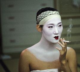 揭秘日本红唇艺妓真实隐秘生活