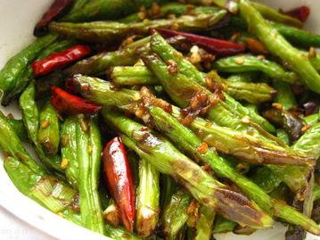 干油豆角丝的做法大全家常菜