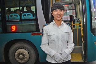 济南公交车女司机网络走红