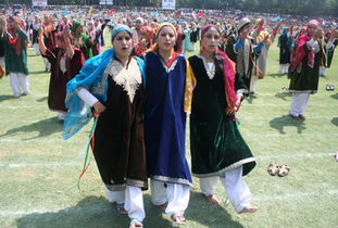Indian Independence Day function held in India controlled Kashmir amid tight security