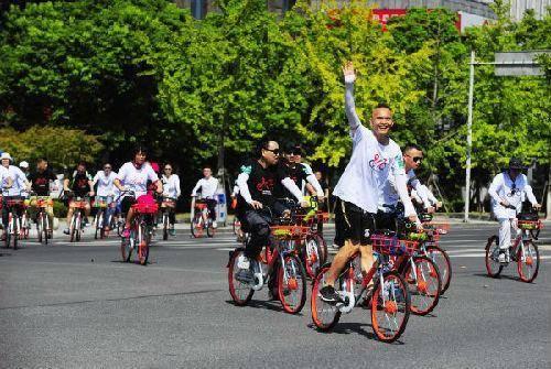 """美国开始""""山寨""""中国:共享单车只是其中一种"""