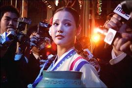 朝鲜央视美女主播走红 盘点朝5大国宝级美女