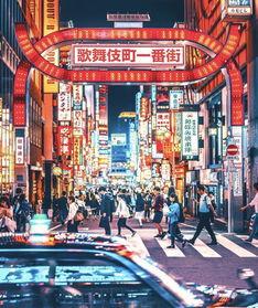 日本东京7日自由行攻略