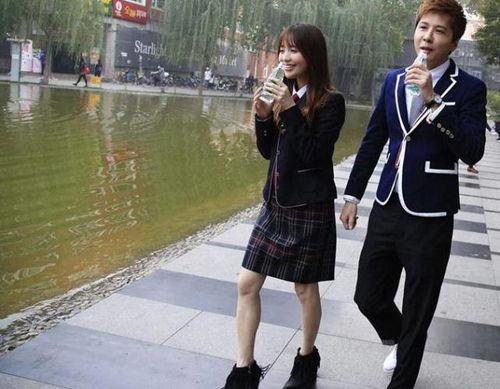 李智楠给金莎投票,并非活久见,近年二人频繁合体玩回忆杀