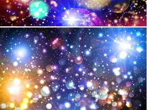 彩色星空高清高科技-彩色星空高清