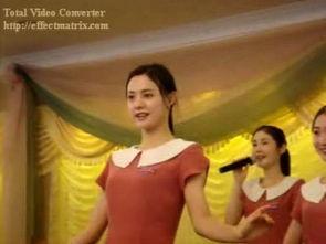 朝鲜女性世界最幸福 揭朝鲜五大国宝级美女