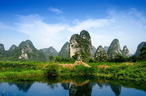 桂林周边自由行游景点