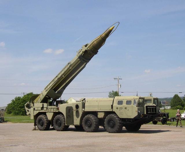 飞毛腿导弹可用于运载化学武器