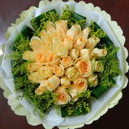 香槟玫瑰花语是什么