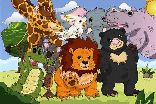 为了帮助孩子们走进和了解神奇的动物世界,家长们可以通过动物卡片、绘本、积木玩具、超轻粘土玩具教会孩子们认识动物了解有关动物的基本常识.